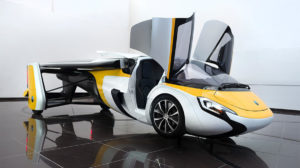 AeroMobil 4.0 flying car