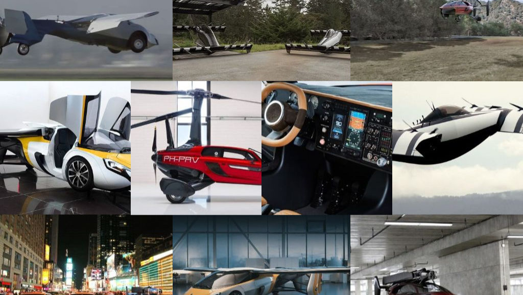 top 3 flying cars you can buy right n ow