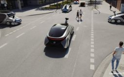 talking avatar car edag citybot