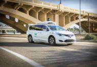 Waymo introduces self-driving cars 'Waymo One'