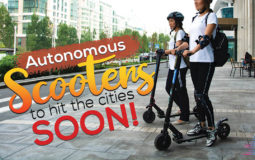 Autonomous Scooters coming soon