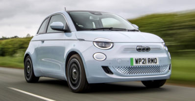 Fiat is the latest carmaker to say it's going all-electric