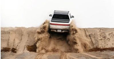 Rivian delays its electric R1T pickup and R1S SUV to September