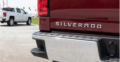 Chevy shows off four-wheel steering