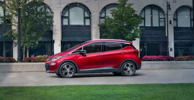 GM will reportedly replace Chevy Bolt battery