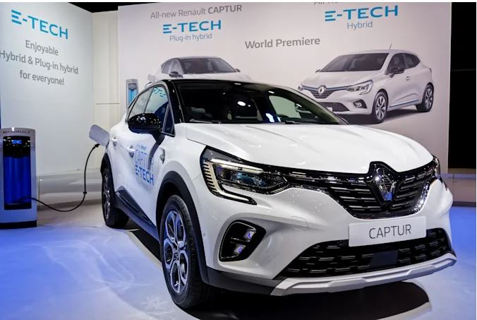 Renault and China's Geely will form a hybrid-focused joint venture