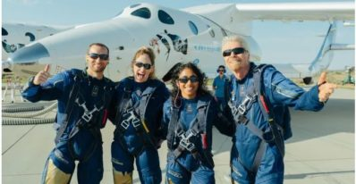 Virgin Galactic starts selling tickets to space again for $450,000